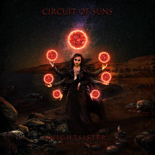 Circuit of Suns - Night Sister [EP] (2019)