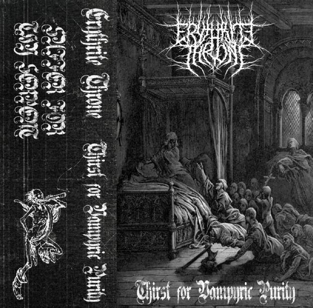 Erythrite Throne - Thirst for Vampyric Purity (2019)