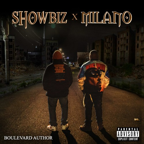 Showbiz & Milano - Boulevard Author (2019)