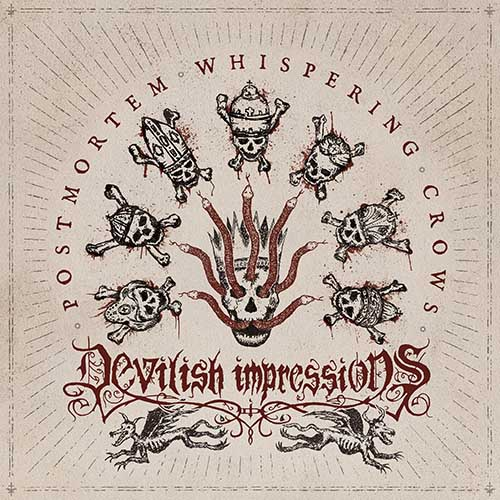 Devilish Impressions - Postmortem Whispering Crows (2019)