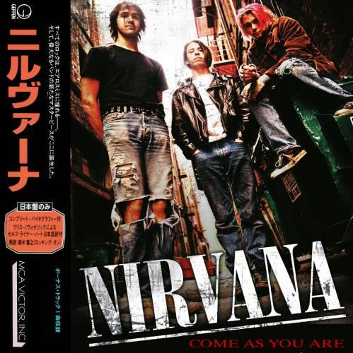 Nirvana - Come As You Are (2019)