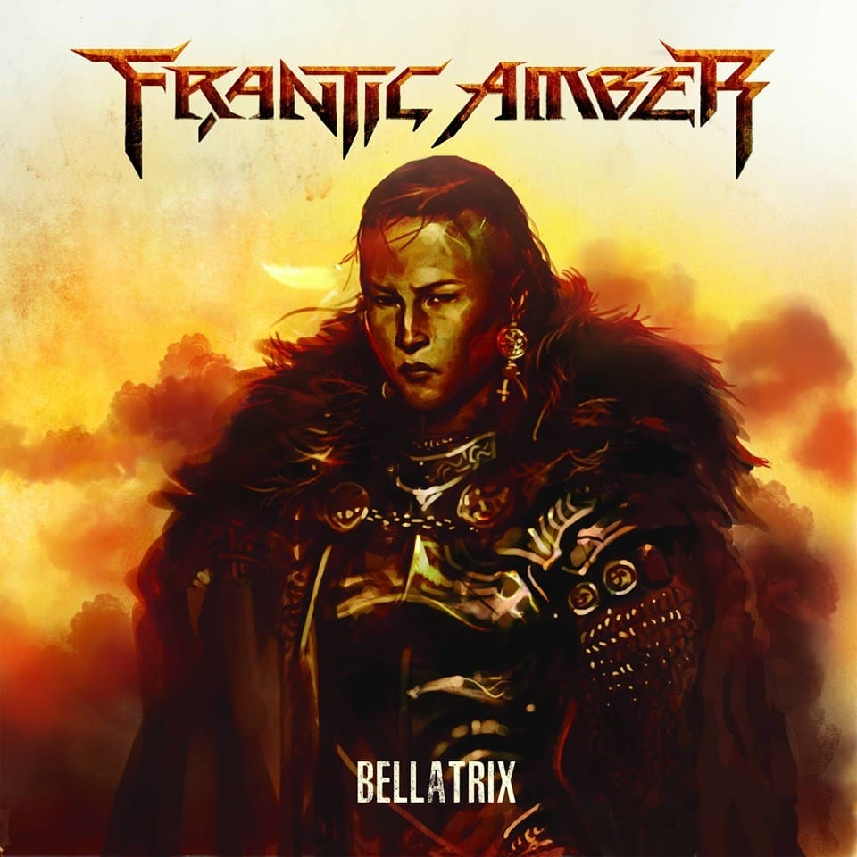 Frantic Amber - Bellatrix (2019)