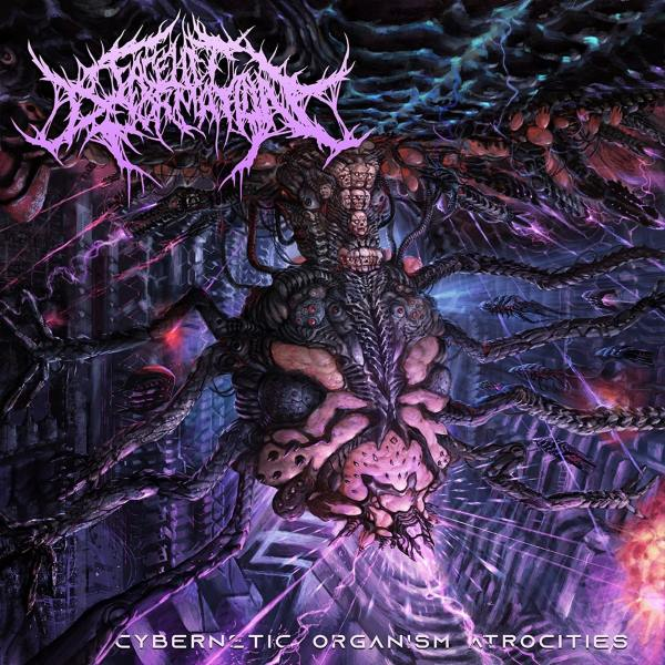 Facelift Deformation - Cybernetic Organism Atrocities (2019)