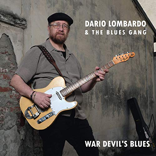 Dario Lombardo & The Blues Gang - War Devil's Blues (2019)