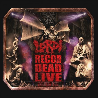 Lordi - Recordead Live - Sextourcism In Z7 (2019)