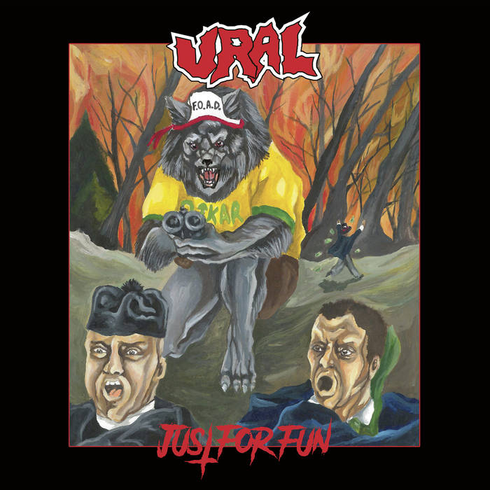Ural - Just for Fun (2019)