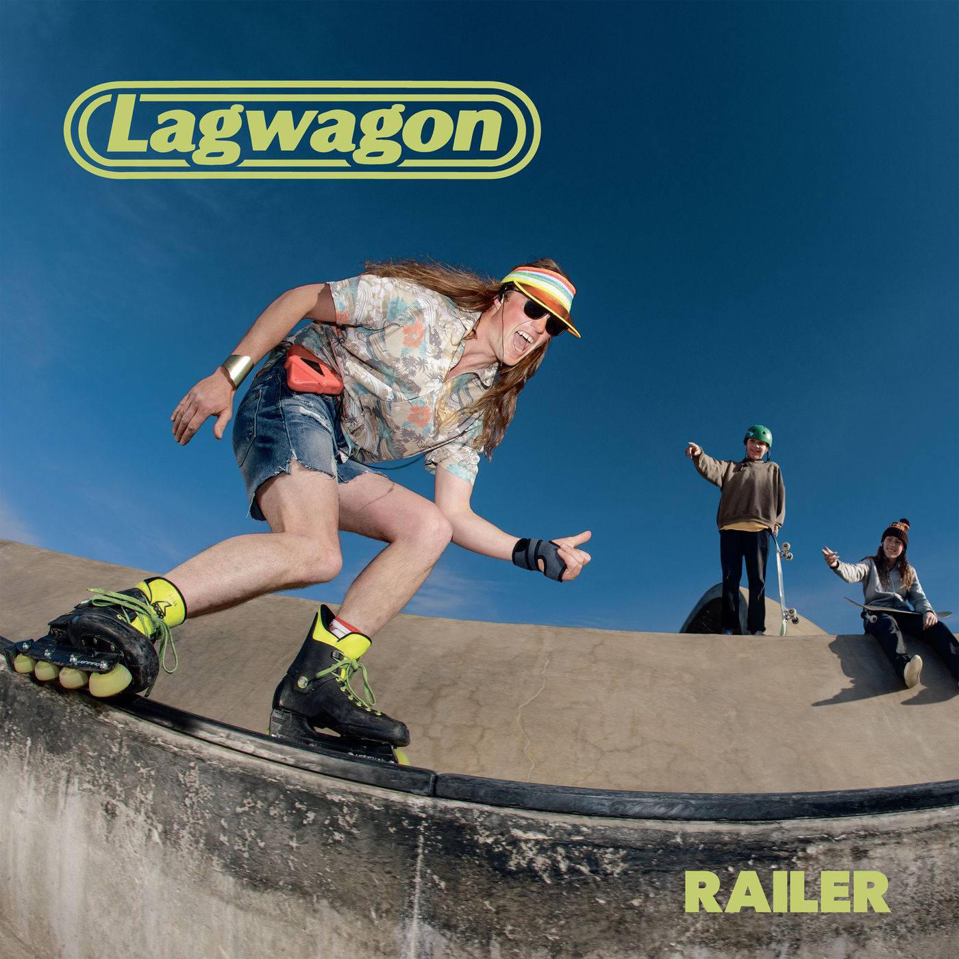 Lagwagon - Railer (2019)