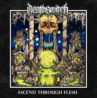 Death Switch - Ascend Through Flesh (2019)
