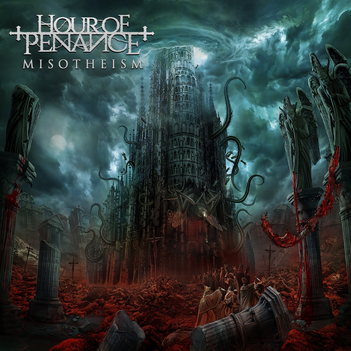 Hour of Penance - Misotheism (2019)