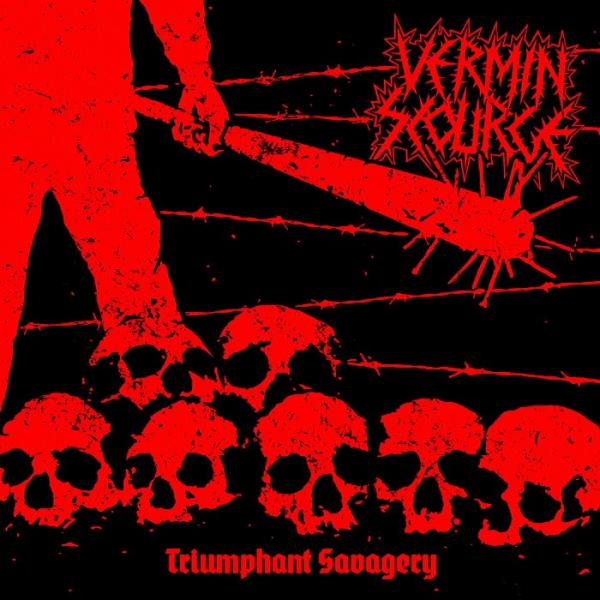 Vermin Scourge - Triumphant Savagery (EP) (2019)