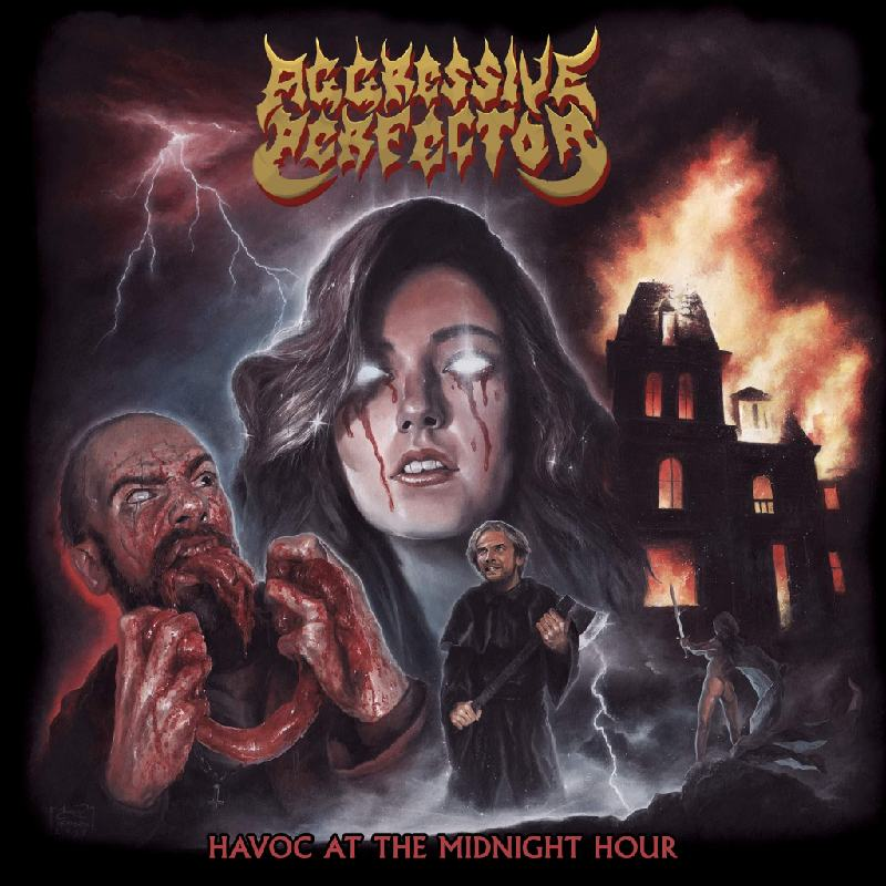 Aggressive Perfector - Havoc at the Midnight Hour (2019)
