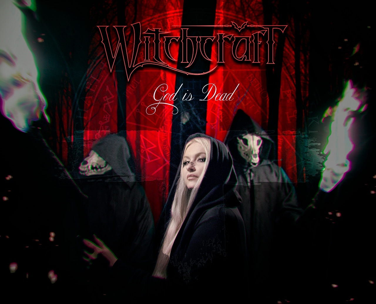 Witchcraft - God Is Dead (Single) (2019)