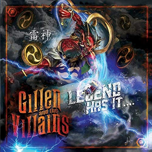 Gillen and the Villains - Legend Has It.... (2019)