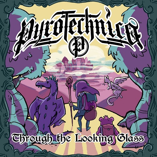 Pyrotechnica - Through the Looking Glass (2019)