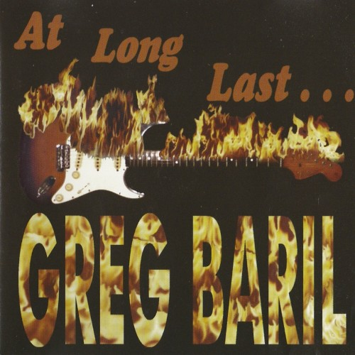 Greg Baril - At Long Last (2019)