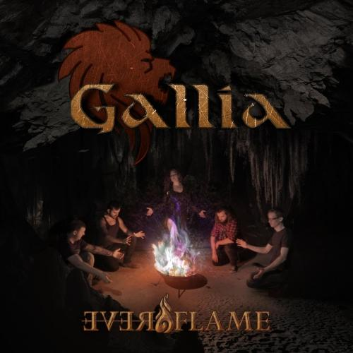 Gallia - Everflame (EP) (2019)