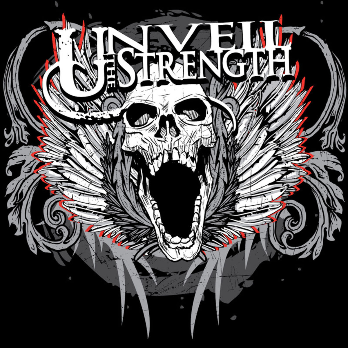 Unveil The Strength - Hell's Never Over (Single) (2019)