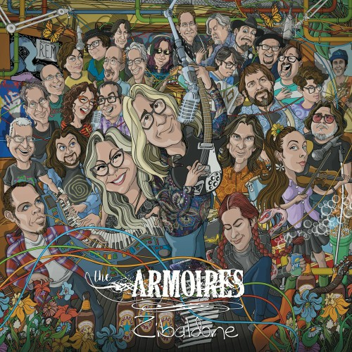 The Armoires - Zibaldone (2019)