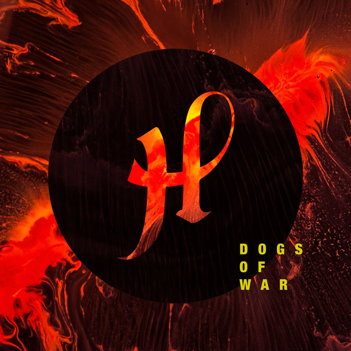 Hacktivist - Dogs Of War (Single) (2019)