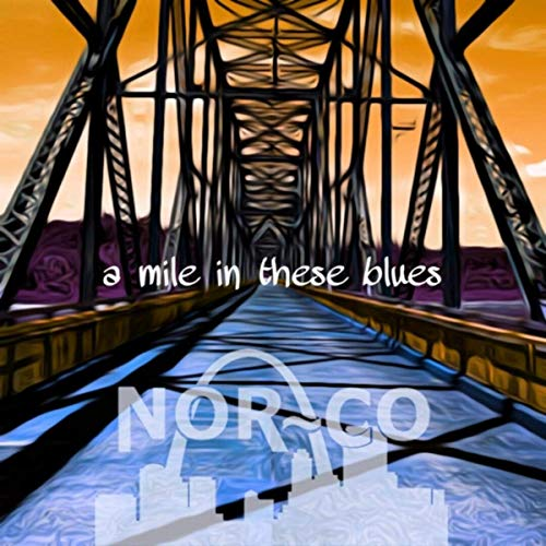 Nor~co - A Mile In These Blues (2019)
