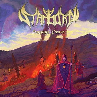 Starborn - Savage Peace (2019)