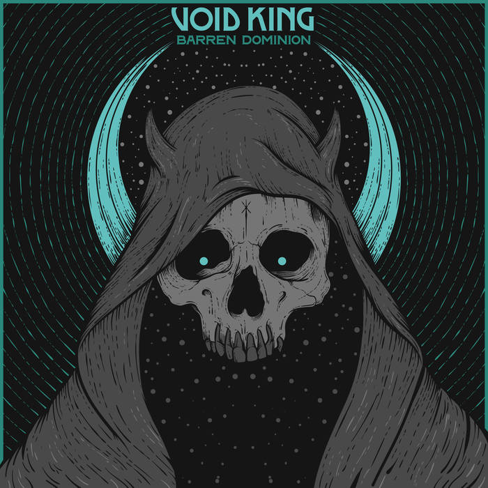 Void King - Barren Dominion (2019)